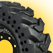 Spring Solid Skid Steer Tires
